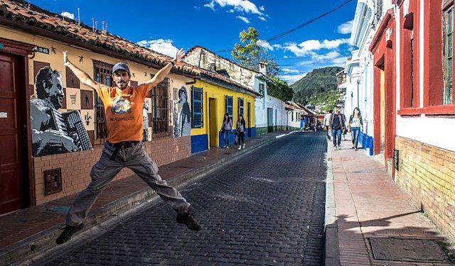 Bogota Candelaria Salto