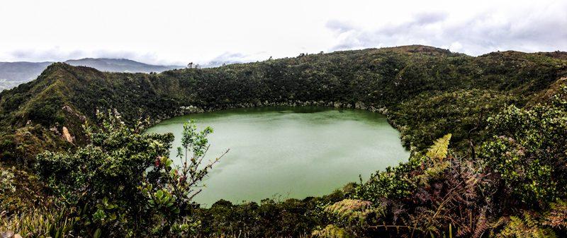 Bogota Laguna De Zipaquierá
