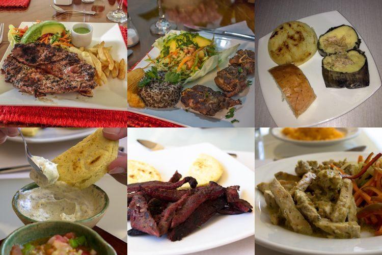 Colombia Santander Gastronomia Santandereana