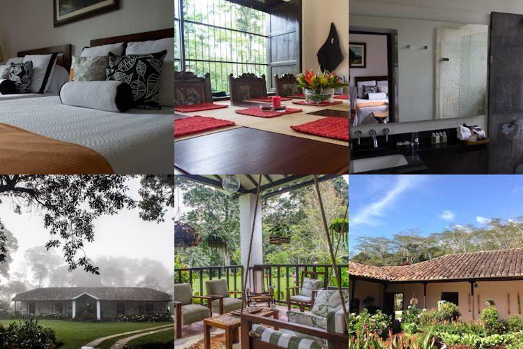 Colombia Santander Hacienda El Roble Mesa De Los Santos