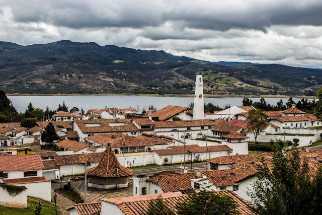 Guatavita Vista Desde Mirador