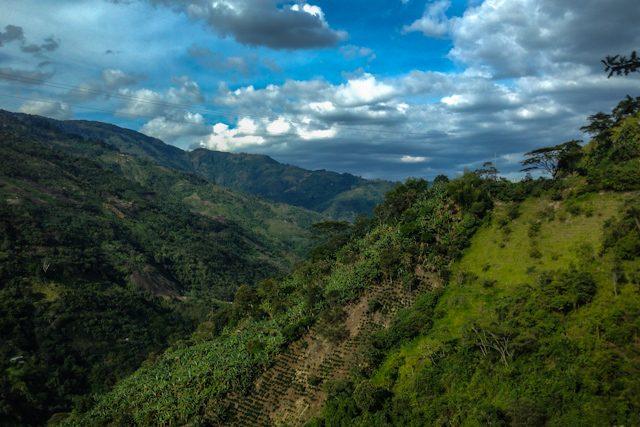 Ibague Calarca Carretera Panoramica