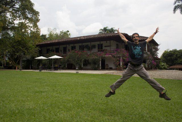 Risaralda Hacienda San Jose Salto