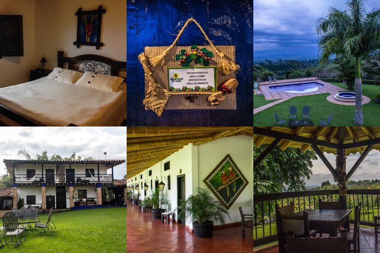 Valle Del Cauca Bosque Del Saman Hotel Mosaico