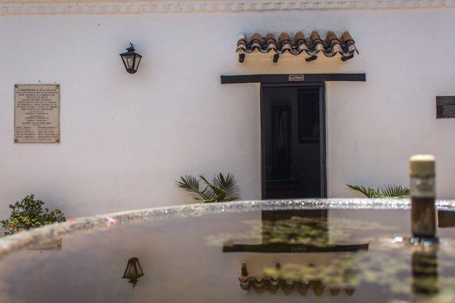 Villa De Leyva Fuente Casa Colonial
