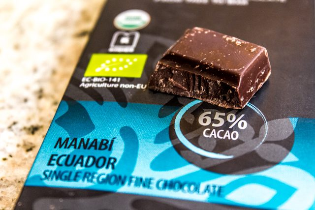 Cacao Caja Pacari Chocolate