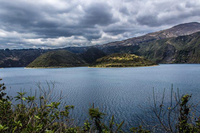 Cotacachi Laguna de Cuicocha