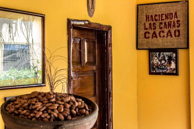 Guayas Ruta Cacao Hacienda Cañas Instalaciones