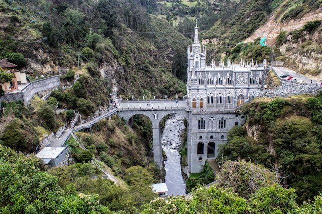 Ipiales Santuario Nuestra de Señora de las Lajas Rivendel