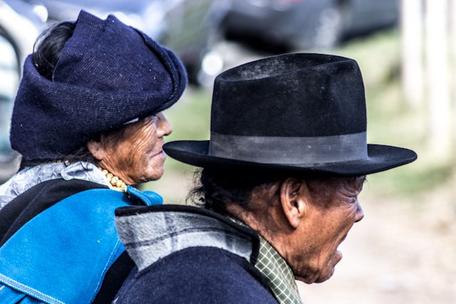Otavalo Vestimenta Tradicional