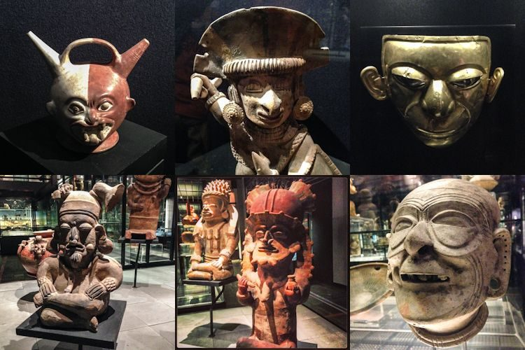 Quito Museo Nacional Mosaico