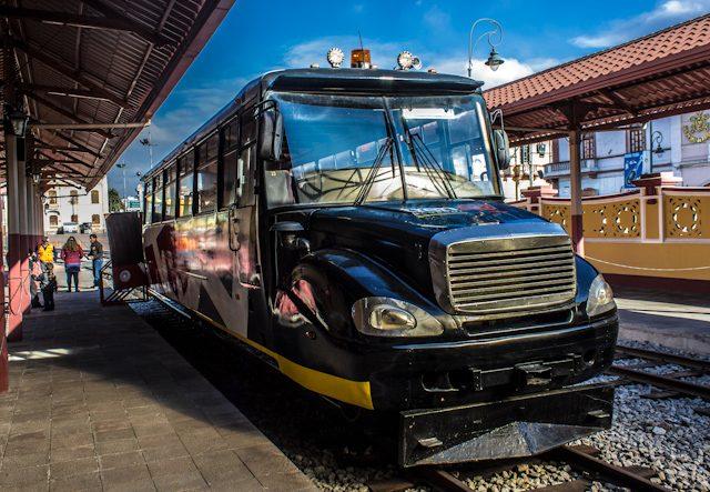 Riobamba Autoferro Tren Ecuador