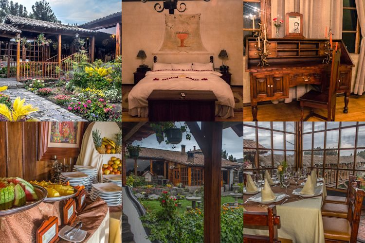 Riobamba Hosteria Andaluza Instalaciones Mosaico