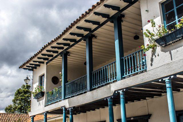Cuenca Casa Colonial Balcones