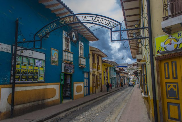 Loja Nuestra Señora De Lourdes Calle