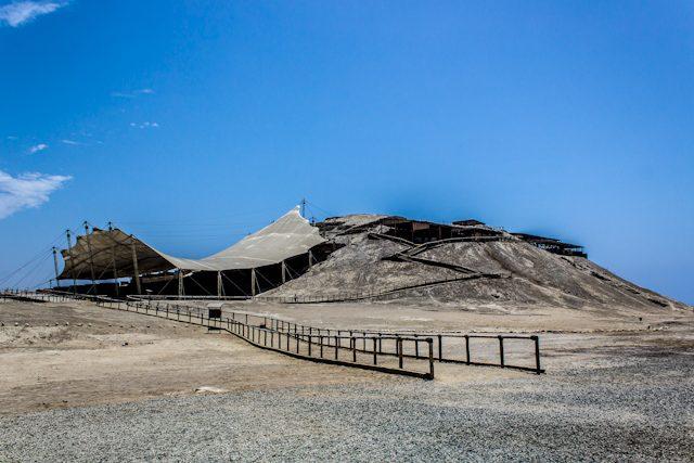 Yacimiento Huaca Del Brujo Mochica Moche