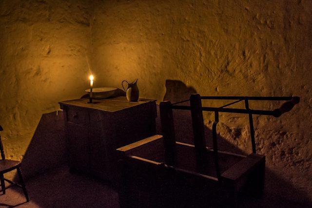 Arequipa Monasterio Santa Catalina Nocturno Interior