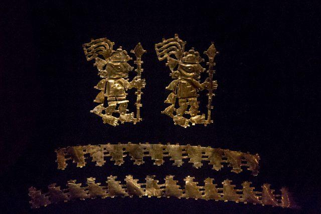 Chiclayo Museo Nacional Sican Oro