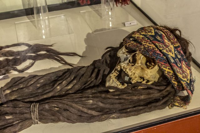Ica Museo Regional Peinado