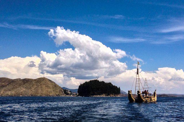 Lago Titicaca Barco Copacabana Isla del Sol