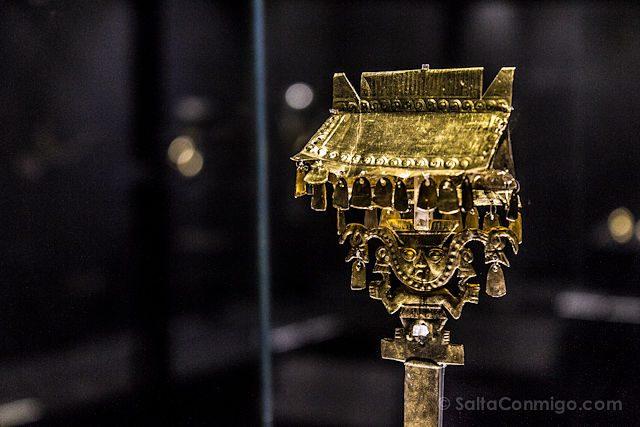 Museo Bruning Cetro Sacerdotisa Chornancap