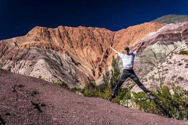 Purmamarca Cerro Siete Colores Salto