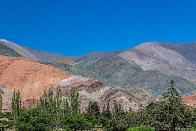Purmamarca Cerros Colores