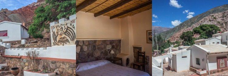 Purmamarca Hotel Killary Mosaico