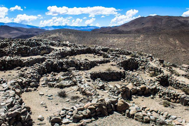 Salta Santa Rosa de Tastil Arqueologia Turismo La Posada