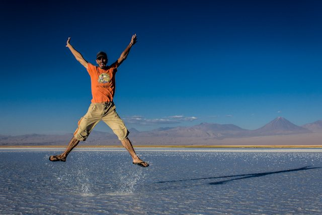 San Pedro Atacama Laguna Tebinquinche Salto TurisTour