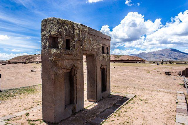 tiahuanaco el origen de los incas y el valle de la luna