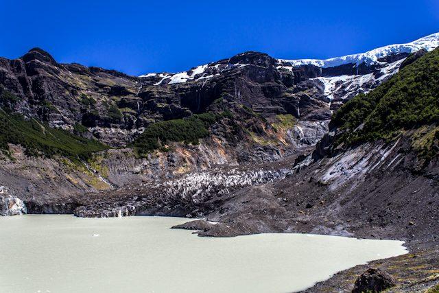 Bariloche Cerro Tronador Laguna Panormica