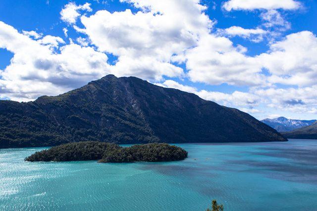 Bariloche Lago Mascardi Camino Tronador