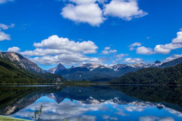 Coyhaique Carretera Austral Paisaje Lago