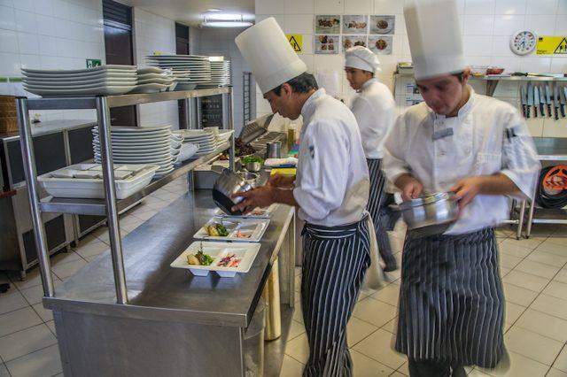 Isla De Pascua Hotel Hangaroa Interior Cocina