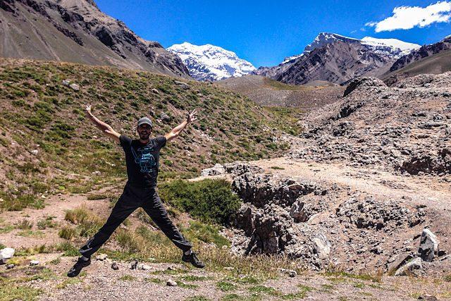 Mendoza Aconcagua Kahuak Salto