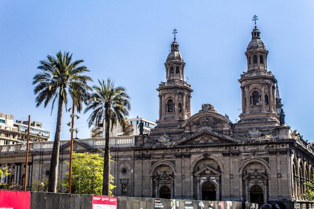 Santiago Plaza de Armas Catedral