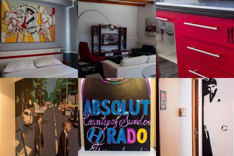 Santiago Rado Hostel Mosaico