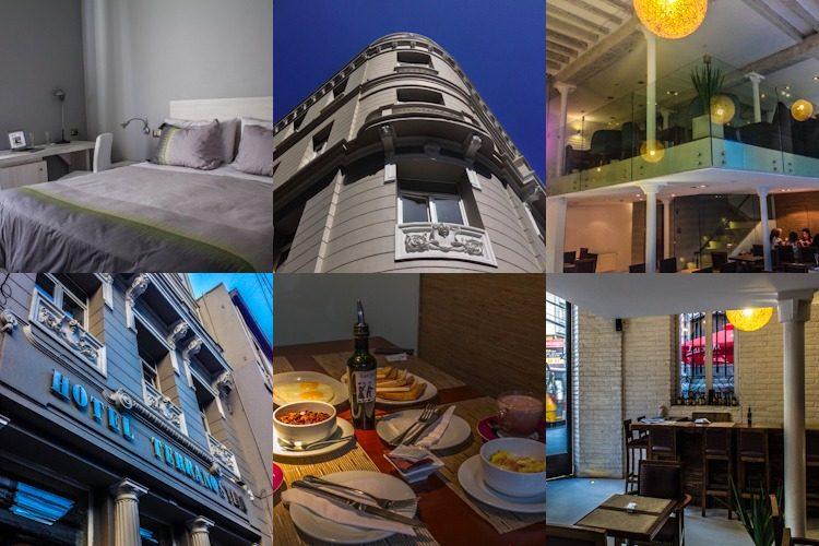 Valparaiso Hotel Terranostra Mosaico