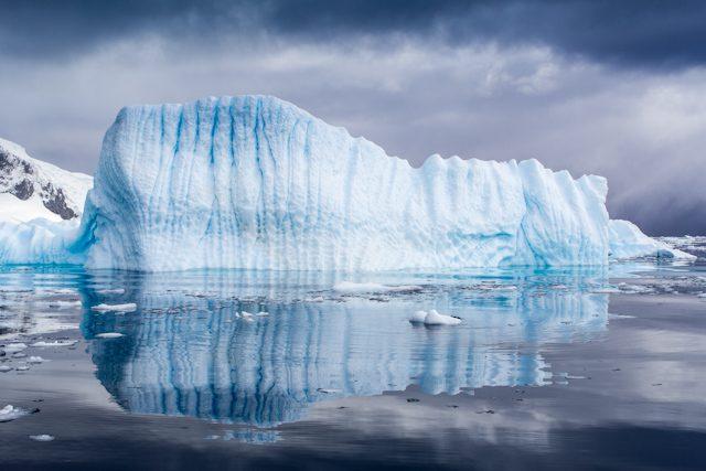 Antartida Iceberg