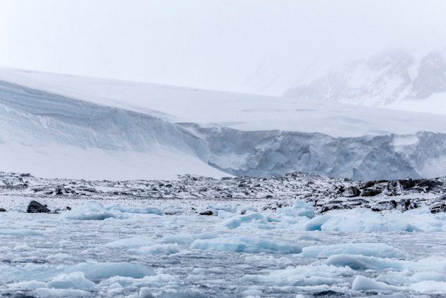Antartida Paisaje