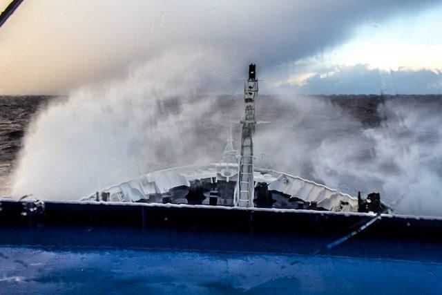 Antartida Paso Drake