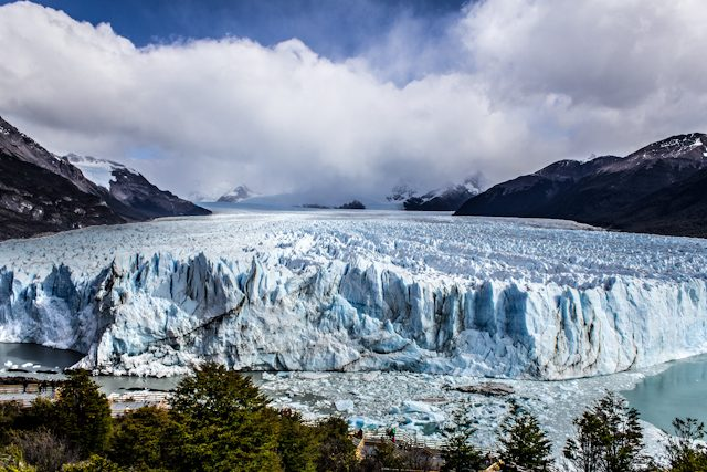Argentina El Calafate Glaciar Perito Moreno