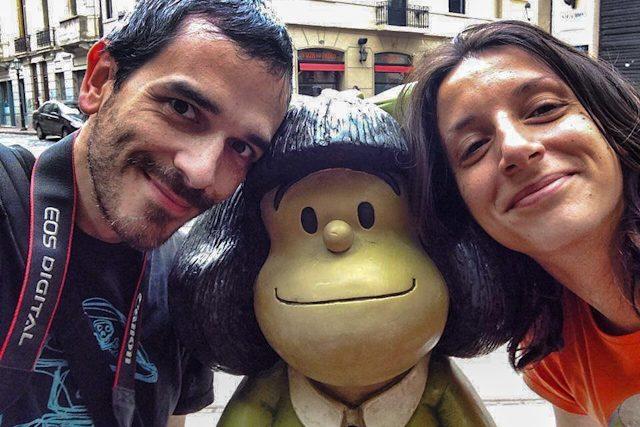 Buenos Aires Mafalda