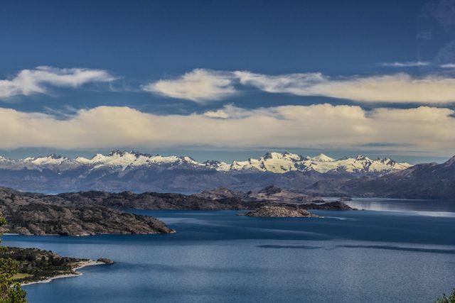 Chile Carretera Austral Paisaje