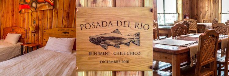 Chile Chico Posada del Rio Mosaico