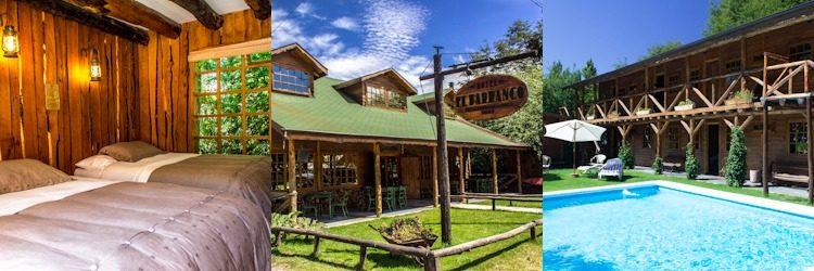 Chile Futaleufu Hotel Barranco Mosaico