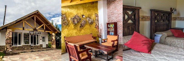 Perito Moreno Estancia Cueva de las Manos Mosaico