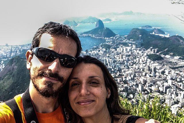 Rio De Janeiro Corcobado