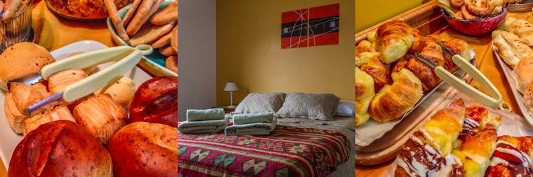 Ushuaia Bed Breakfast Mysten Kepen Mosaico
